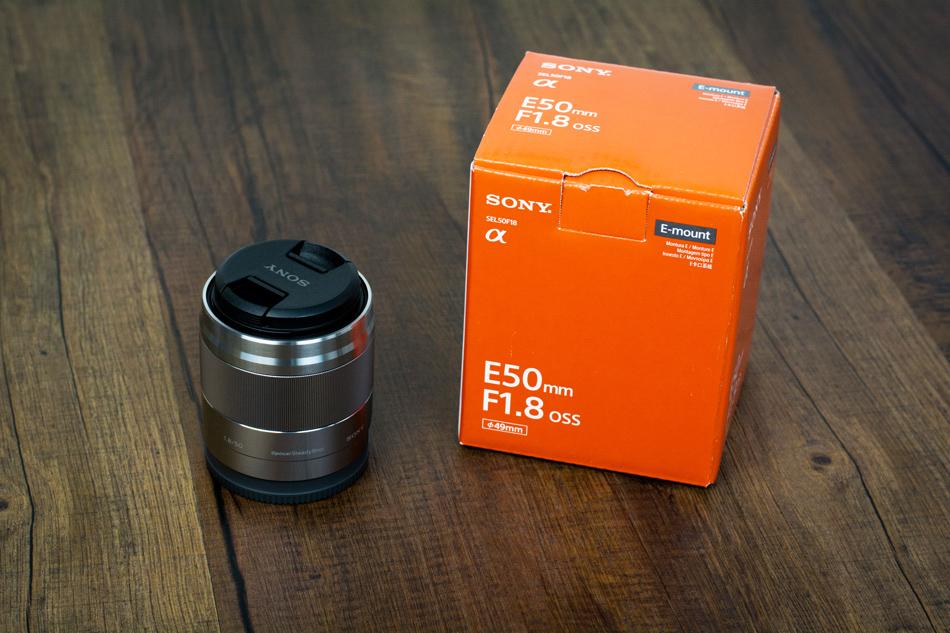 Sony-50mm-1.8-Objektiv