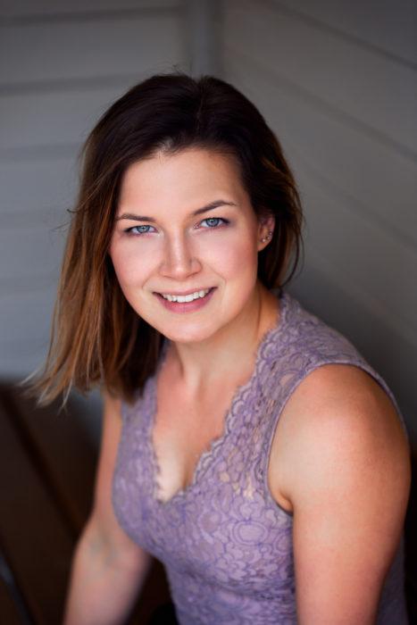 Portrait von Ayleen in Gelting / Kappeln